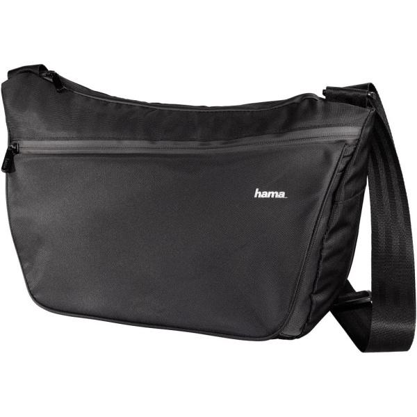 Hama Kamera-Schultertasche Citytour 130 Für eine kompakte Systemkamera inkl. Tabletfach Schwarz