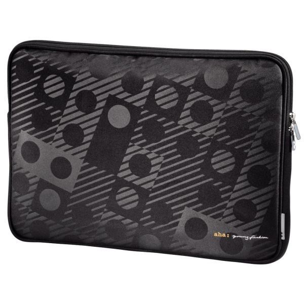aha: Notebook-Sleeve Lenni Displaygrößen bis 44 cm (17,3 Zoll Schwarz