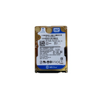 Western Digital WD Scorpio Blue WD-WX11EA2ZD474 - Festplatte - 320 GB - SATA-300