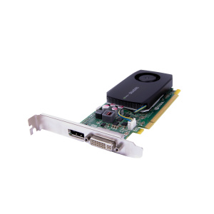 NVIDIA Quadro K600 - 1 GB - DDR3 (1 x DP, 1 x DVI)