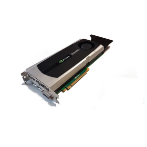 NVIDIA Quadro 5000 - 2,5 GB - GDDR5 (2 x DP, 1 DVI, 1 x...