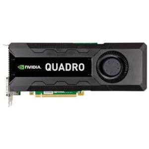 NVIDIA Quadro K5000 - 4 GB - GDDR5 (2 x DP, 2 x DVI)
