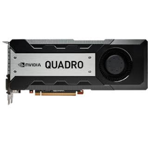 NVIDIA Quadro K6000 - 12 GB - GDDR5 (2 x DP, 2 x DVI)