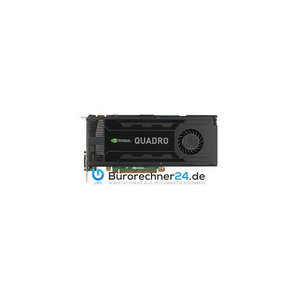 NVIDIA Quadro K4000 - 3 GB - GDDR5 (2 x DP, 1 x DVI)