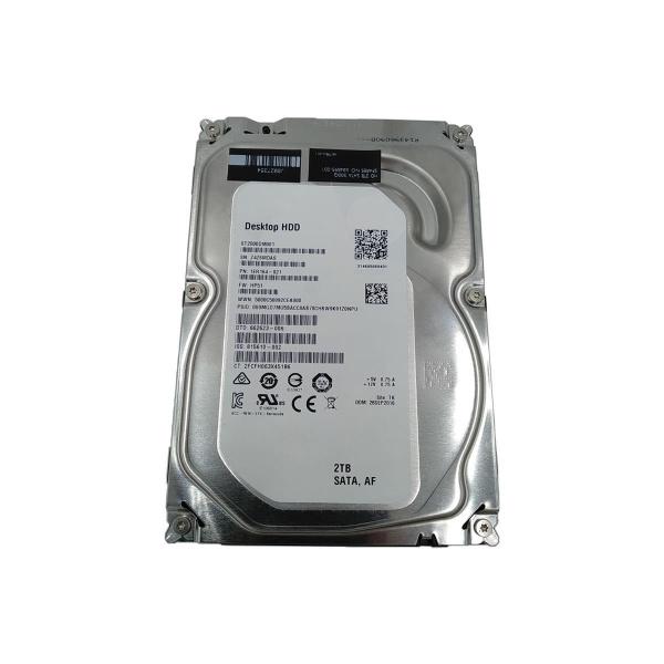 2 TB HDD - 2,5 Zoll