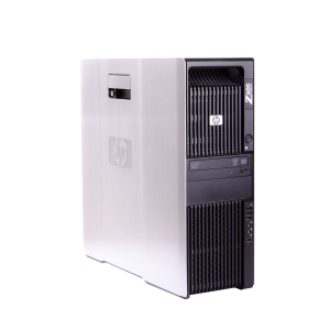 HP Z600 Workstation Configurator