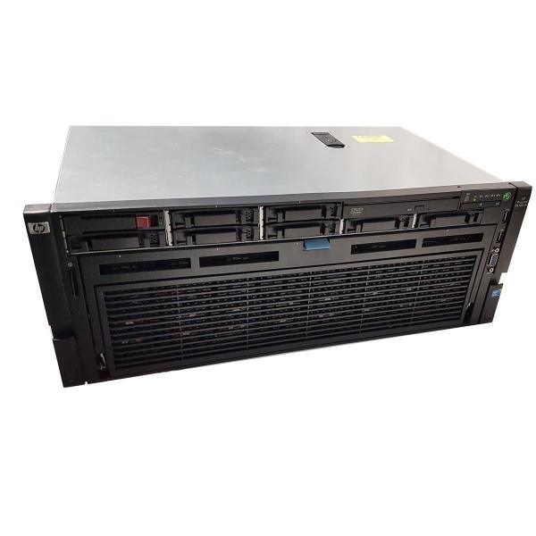HP ProLiant DL580 G7 | 4 x Intel Xeon X7542 Hexa Core 6C 2,67GHz | 512GB RAM | 146GB SAS 10K