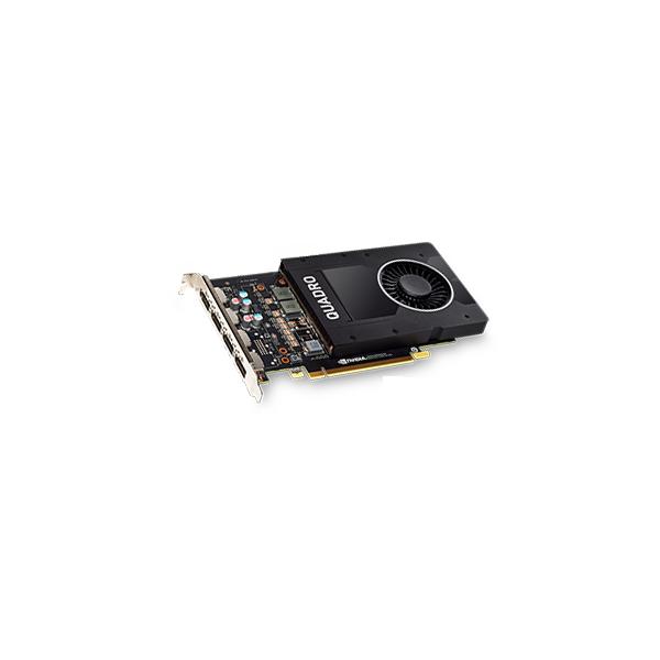 NVIDIA Quadro P2000 - 5GB, GDDR5 (4 x DP)
