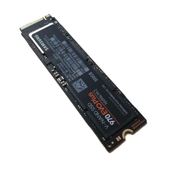 500 GB NVMe M.2 SSD | 2280