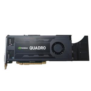 NVIDIA Quadro K4200 - 4 GB - GDDR5 (2 x DP, 1 x DVI)