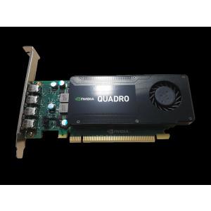 NVIDIA Quadro K1200 - 4 GB - GDDR5 (4 x Mini-DP)
