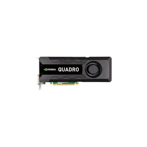 NVIDIA Quadro K5000 - 4 GB - GDDR5 (2 x DP, 2 x DVI) Amazon
