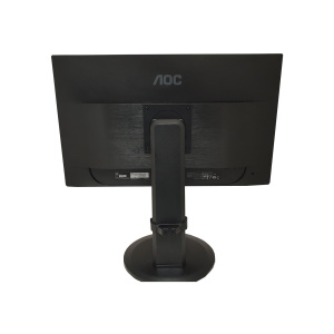 AOC Monitor E2460PQ 24 Zoll (61 cm) - Zustand Survivor - Rahmen defekt