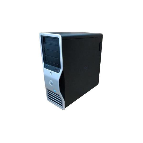 Dell T7500 Workstation   Intel Xeon E5645 2,67GHz   64GB RAM   NVIDIA Quadro K5000   250GB SSD + 1TB HDD