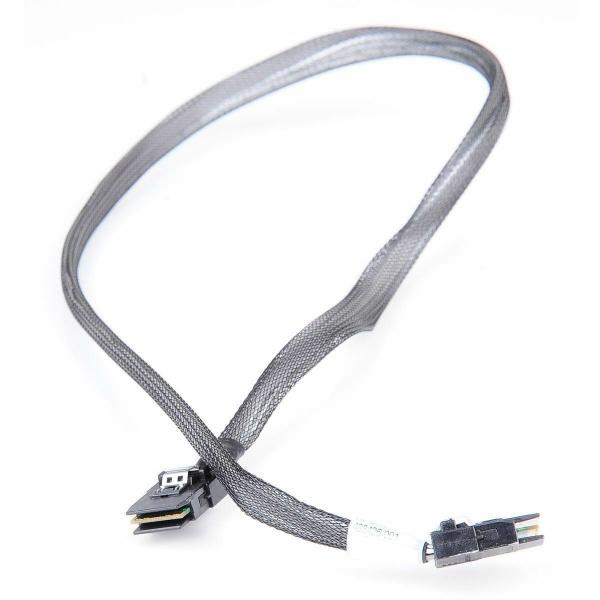 HP mini-SAS Kabel | Backplane | ProLiant DL580 G7 | 83 cm | P/N 493228-006