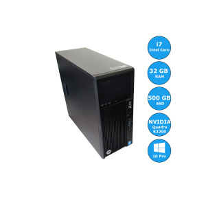HP Workstation Z230 | Intel Core i7-4790 4.00GHz | 32GB...
