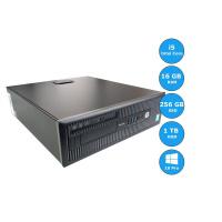 HP ProDesk 600 G1 SFF Intel Core i5-4590 16GB RAM 256GB SSD+1TB HDD