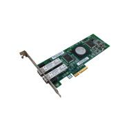 QLogic Host Bus Adapter Dual Port 4GBPS P/N QLE2462