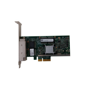 HP Quad Port RJ45 Ethernet Server Adapter | 331T | PCI-E Gen 2 X4 | P/N 649871-001