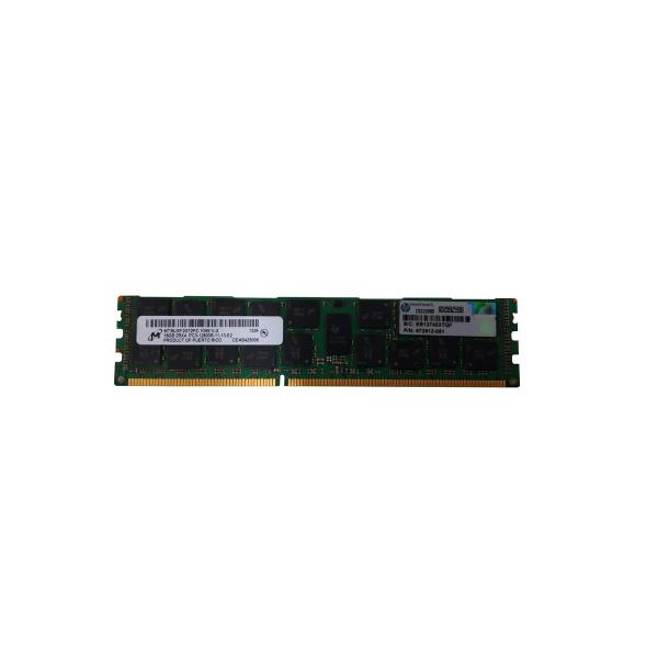 HP 16GB DDR3 2RX4 PC3-12800R P/N 672612-081