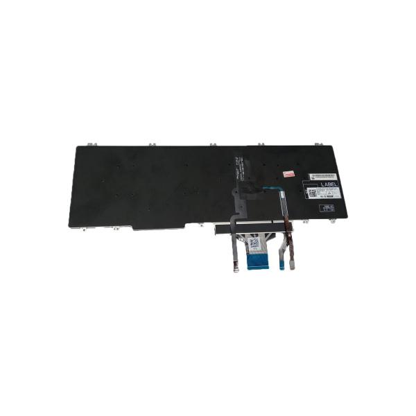Tastatur Dell Precision 7530, 7730, UK (QWERTY), Beleuchtet, Gesprüht