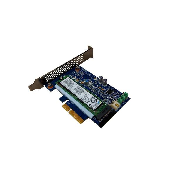 HP PCIe-SSD Z Turbo Drive Karte G1 M.2 PCIe SSD P/N 793100-001 Inkl. 256GB SSD
