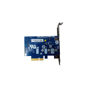 HP PCIe-SSD Z Turbo Drive Karte | G1 M.2 PCIe SSD | P/N 793100-001 | Inkl. 256GB SSD