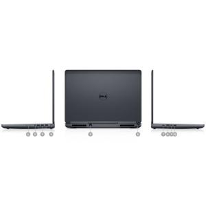 """Dell Precision 7510    i7   15,6"""" Zoll   ohne Webcam"""