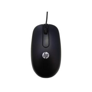 HP Optische Maus | Kabelgebunden | Schwarz